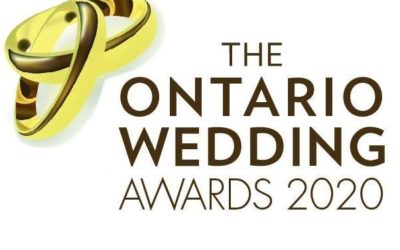 Best Florist Nominee, Ontario Wedding Awards
